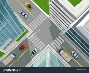 city road side view clipart - Clipground