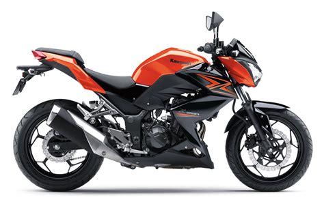 kawasaki z 250 orange 2015 kawasaki z250 orange 001 motomalaya