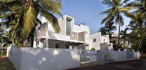 Residence at punkunnam lijo reny architects archdaily