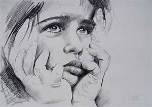 Kunst Zeichnungen Bleistift : bild kinderportrait bleistiftzeichnung bleistiftzeichnung child kind bleistiftskizze kind ~ Yasmunasinghe.com Haus und Dekorationen