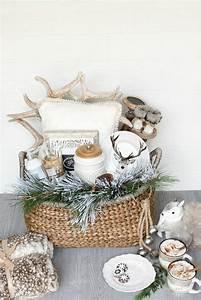 33, Themed, Christmas, Basket, Ideas