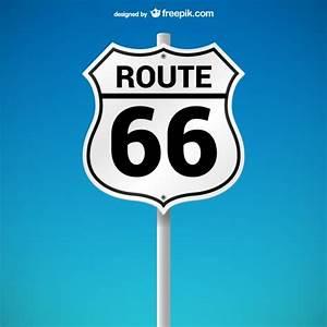Route 66 Schild : route 66 vektoren fotos und psd dateien kostenloser download ~ Whattoseeinmadrid.com Haus und Dekorationen