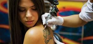 Tattoo teen teen bra teen