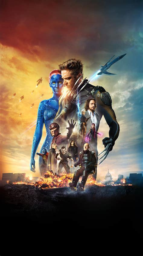 X-Men: Days of Future Past (2014) Phone Wallpaper | Moviemania