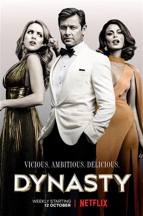dynasty netflix  large poster