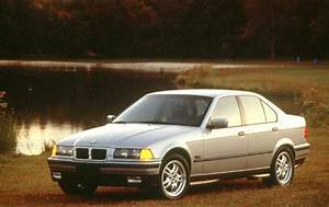 1996 Bmw 3 Series - Information And Photos