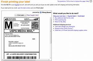 How do you print shipping labels choosing ebay shipping for How to send a shipping label
