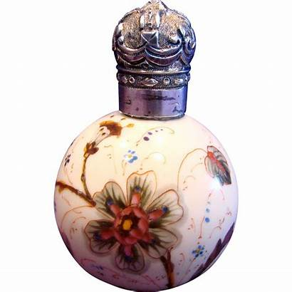 Washington Mt Glass Perfume American Milano Crown