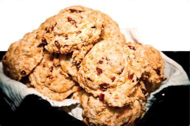Pimiento, Cheddar & Chive Drop Biscuits Recipe by Matthew ...