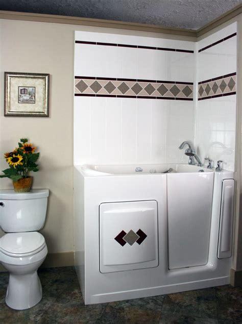 Easy Bathroom Escape by Walk In Tubs Commercial Ada Tubs Aging In Place Bathroom