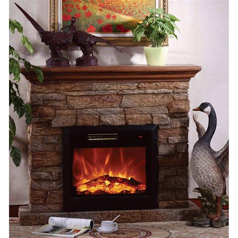 product unifire electric vent  fireplace  mantel