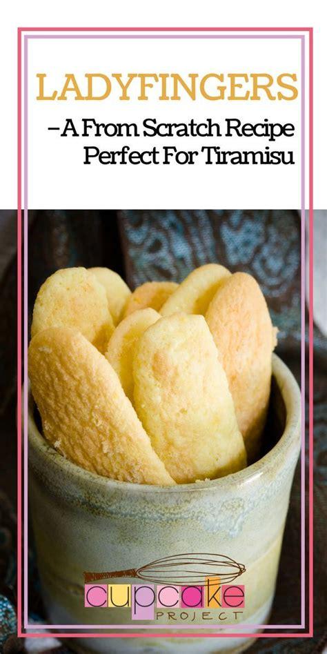 The texture of this classic treat falls between. Ladyfingers   Recipe   Lady fingers recipe, Easy tiramisu recipe, Dessert recipes