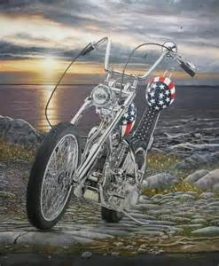 Easy Rider Harley-Davidson Motorcycles Choppers