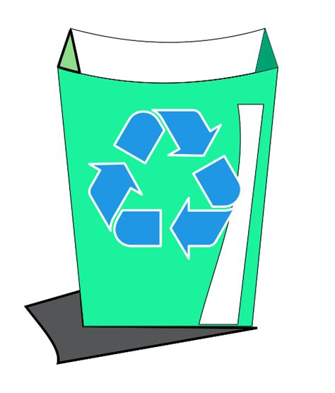recycle bin clipart recycling can clip cliparts