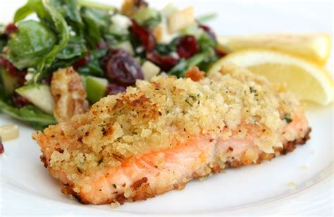 cuisine mobile occasion pistachio crusted salmon recipe sparkrecipes
