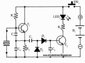 Simple Circuit Diagram  U2013 Economical Home Lighting