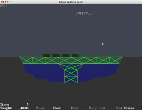 bridge building game  mac filesbear