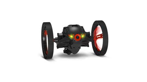 parrot jumping sumo minidrones black edinburg trucks