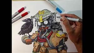 Amazing Apex Legends Drawing