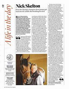 Sunday Times 19... Nick Skelton Quotes