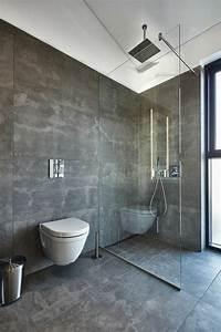 1001 idees pour amenager en gris perle les variantes With peinture salle de bain gris perle