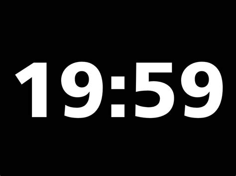 20 Minute Countdown Timer + Download It.