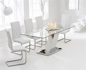 All Glass Dining Room Table Peenmediacom