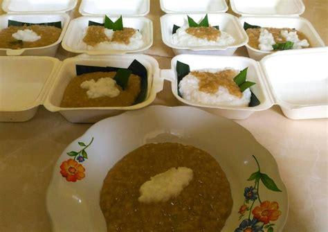 Jika biasanya bubur sumsum disajikan dengan warna putih. Resep Bubur Merah Putih Weton RICE COOKER oleh WhaWha Stroberry Hitam | Resep di 2020 | Makanan ...