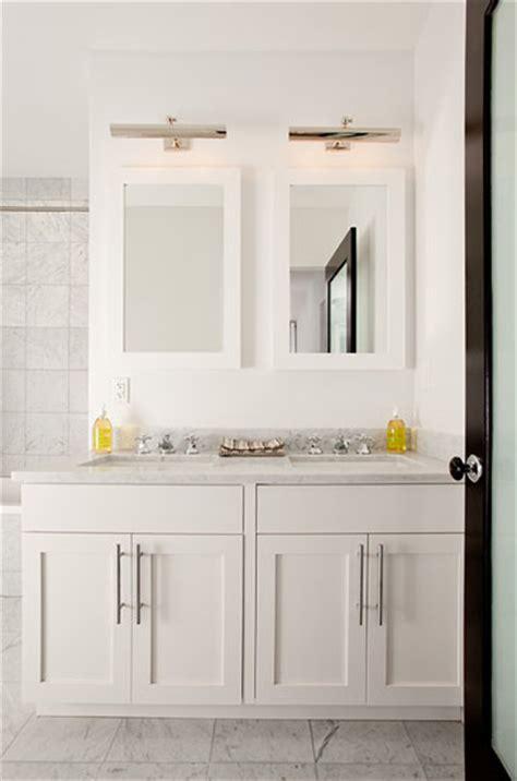 hutton medicine cabinet contemporary bathroom