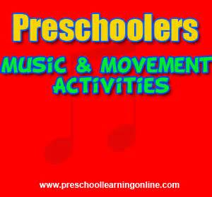 Children of all ages express themselves through music. Music And Movement Activities For Preschool - Preschool Learning Online