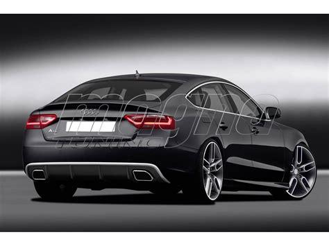 audi a5 8t audi a5 8t facelift sportback cx kit
