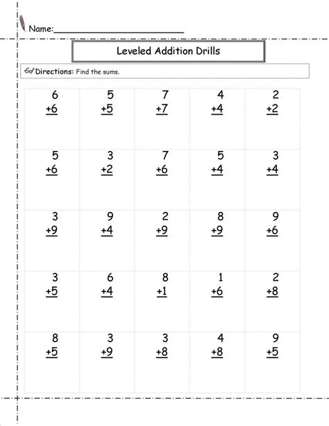 mental maths test year 4 worksheets maths for year 4
