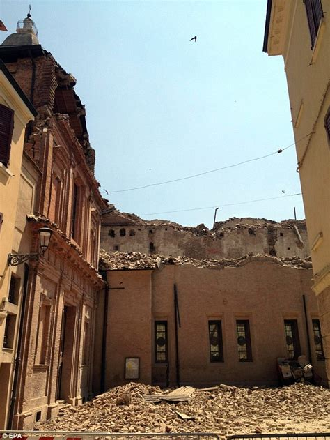 Where Is the Earthquake Italy Today