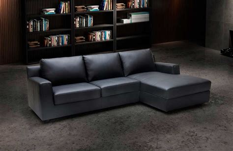 Sleeper Sofa Sectionals by Modern Sectional Sofa Sleeper Nj Aletha Leather Sectionals
