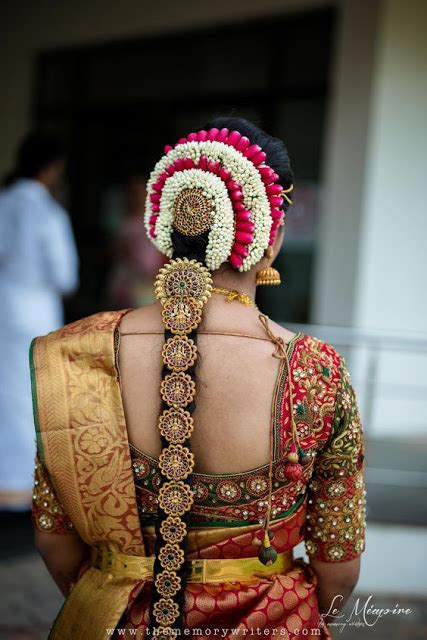 hairstyles  tamil wedding indian beauty