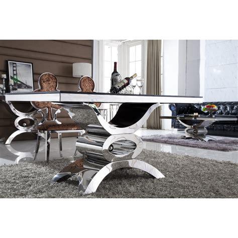 canape en bois et tissu table de salle à manger en inox et verre marbre jaipur