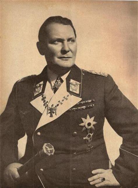 german leadership hermann goering commander