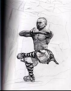 Rusxsell  Kung Fu Studies