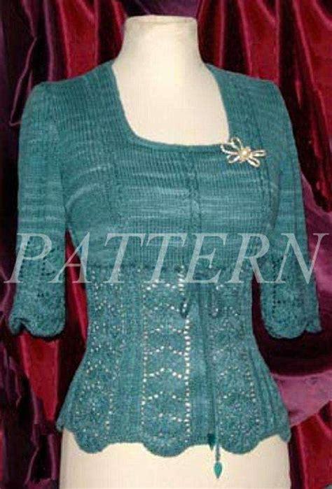 white lies designs milinda pullover sweater pattern