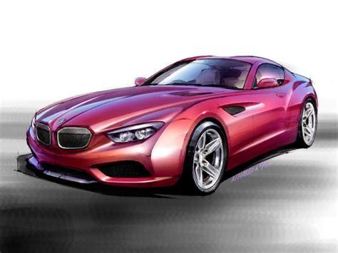 Bmw Zagato Coupé  Car Body Design
