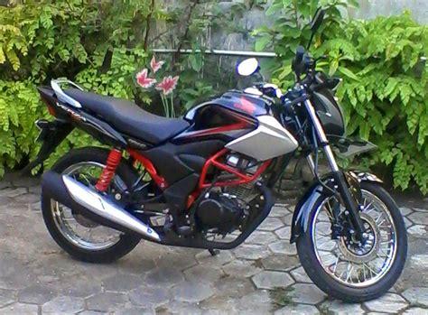 Jok Motor Ceper by Dunia Modifikasi Kumpulan Modifikasi Honda Verza 150 Terbaru