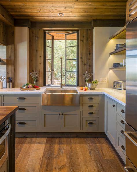 Sonoma Kitchen  Rustic  Kitchen  San Francisco  By