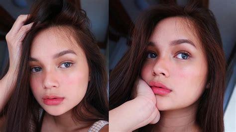 summer drunk blush makeup tutorial philippines youtube