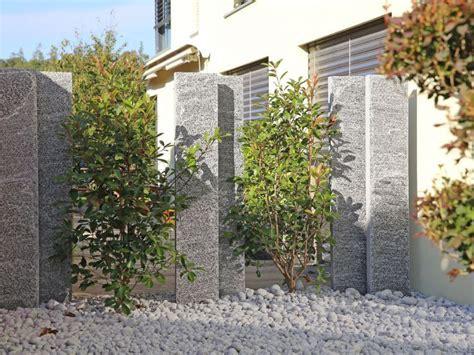 Garten Sichtschutz Gartendekorationen by Sichtschutz Sichtschutz Stelen Conexionlasallista