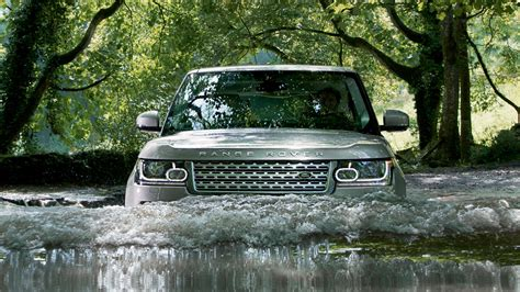 land rover water range rover 4