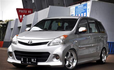 Toyota Avanza Veloz Modification by Kumpulan Foto Modifikasi Toyota Avanza Veloz Terbaru 2017