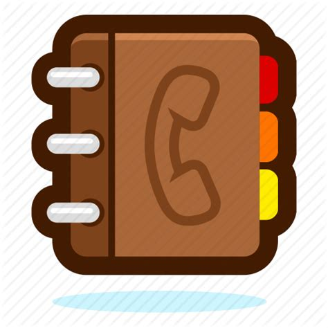 phone directory call chat communication connection email message