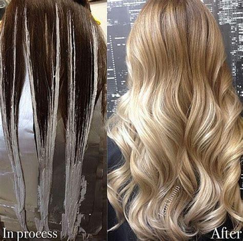 beautiful hair painting  igor khonin formulas