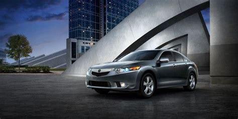 Shift In Honda Universe Sends 2014 Acura Tsx Down The Road