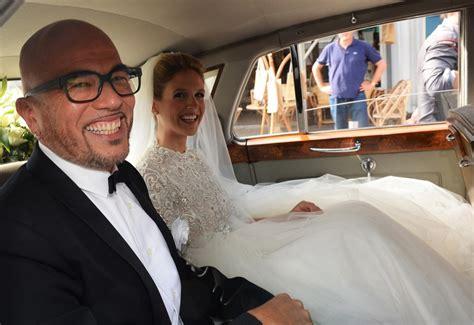 etudiant cuisine en images pascal obispo s 39 est marié avec la julie